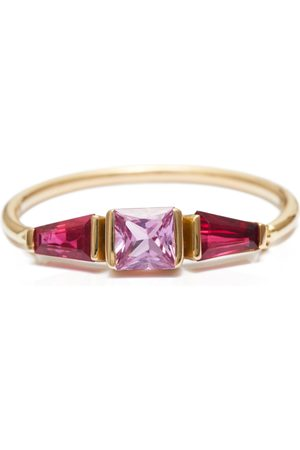 Yi Collection Pink Sapphire & Ruby Lacroix Ring
