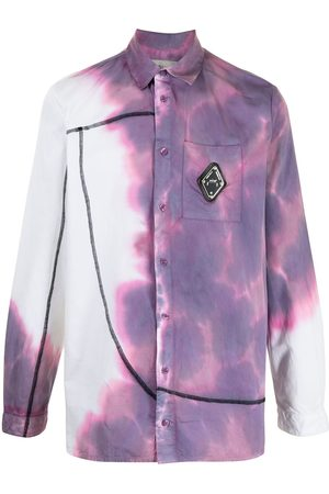 A-cold-wall* Bruised Overlocking long-sleeve shirt