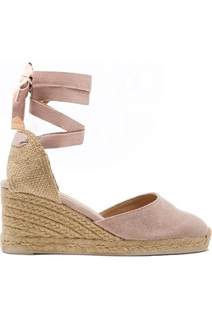 Castaner Women Casual Shoes - Carina 60 Dusty Espadrilles Wedges