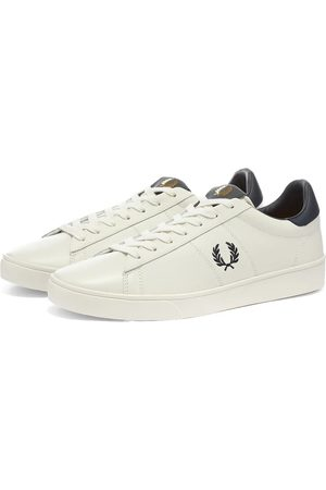 Fred Perry Authentic Spencer Leather Sneaker , Navy