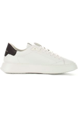 Philippe model MEN'S TEMPLEV007 LEATHER SNEAKERS