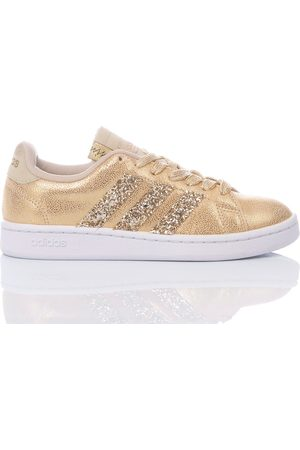 Adidas WOMEN'S 24K1838 LEATHER SNEAKERS