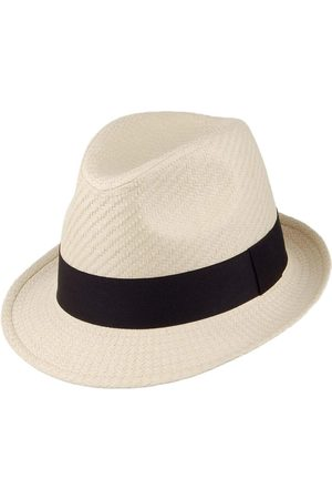 Fails Worth Natural Straw Trilby Hat