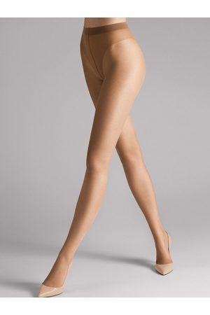 Wolford Anti Slip Luxe 9 Tight Colour: caramel