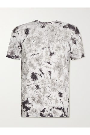Reigning Champ Men T-shirts - Ryan Willms Printed Tie-Dyed Stretch-Jersey T-Shirt