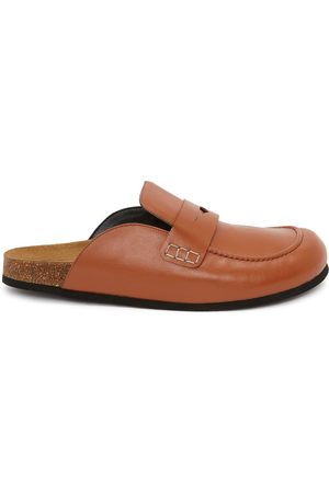 J.W.Anderson MEN'S LOAFER - LEATHER