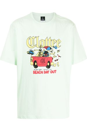 CLOT Beach Day Out graphic-print T-shirt
