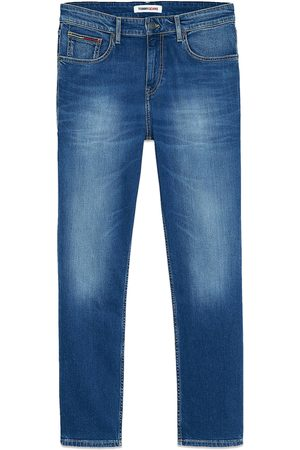Tommy Hilfiger Men Straight - Tommy Jeans Ryan Relaxed Straight Jeans - Wilson Mid Stretch