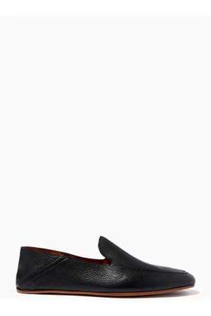 Magnanni Indoor Slippers in Grained Nappa Leather