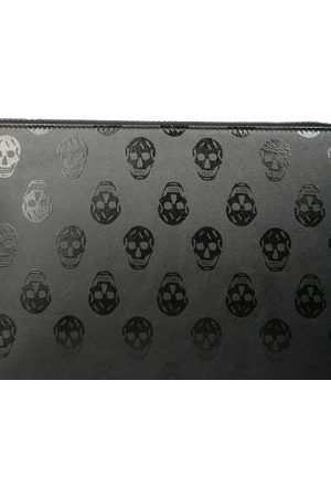 McQ CLUTCH WITH SKULL