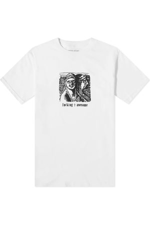 Fucking Awesome Men T-shirts - Archaic Smile Tee