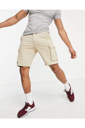 SELECTED Cargo short in stone