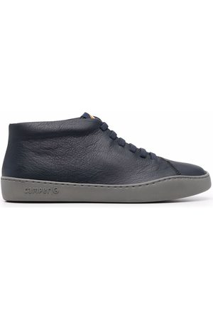 Camper Peu Touring leather trainers