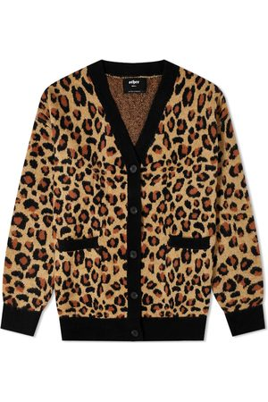 The Other Leopard Cardigan