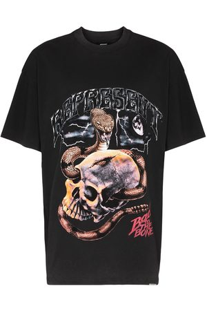 Represent Exclusive Bad To The Bone cotton T-shirt