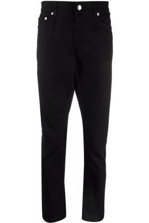 Iceberg Slim - Mickey Mouse-patch slim fit jeans