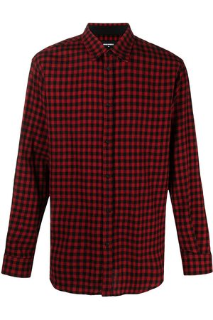 Dsquared2 Checked long-sleeve shirt