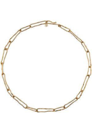 UNDERCOVER Chain-link detail necklace
