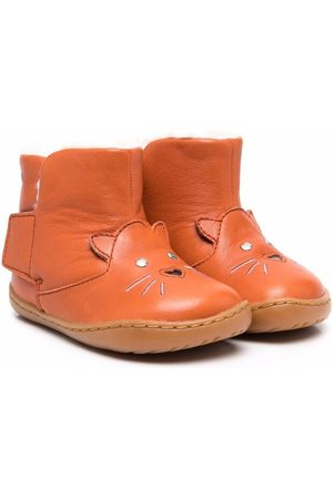 Camper TWS FW embroidered boots