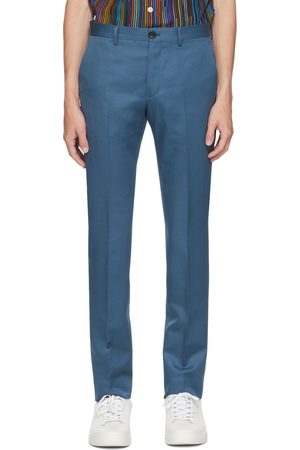 PS by Paul Smith Blue Chino Trousers