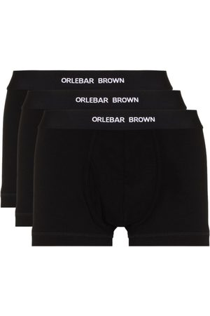 Orlebar Brown Pack of 3 The Short Trunk briefs