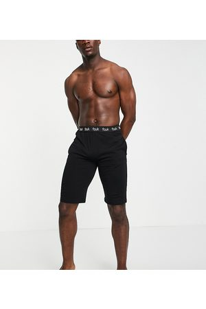 French Connection Tall FCUK shorts in