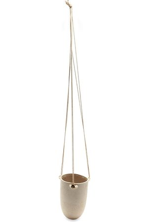 Ferm Living Speckle Hanging Pot Small