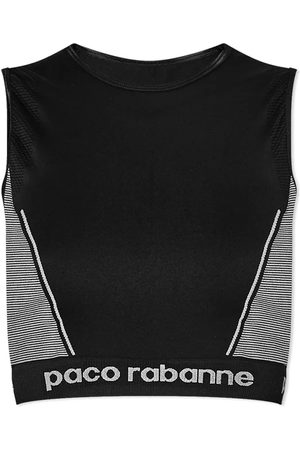 Paco rabanne Men Tops - Cropped Sports Top