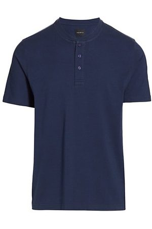 Saks Fifth Avenue COLLECTION Henley Pajama Top