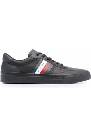 Tommy Hilfiger Signature tape vulcanised trainers