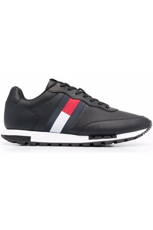 Tommy Hilfiger Men Sneakers - Retro leather runner trainers