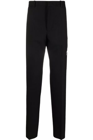 Jil Sander High-waisted tapered trousers