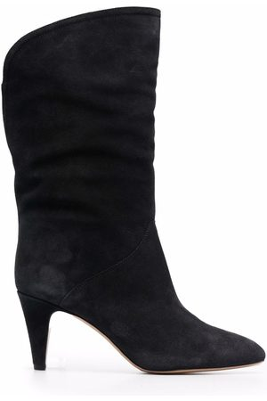 Isabel Marant Knee-length suede boots