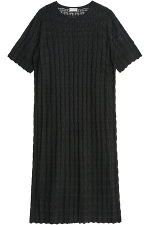 By Malene Birger DRYPHIS LACE-KNITTED DRESS