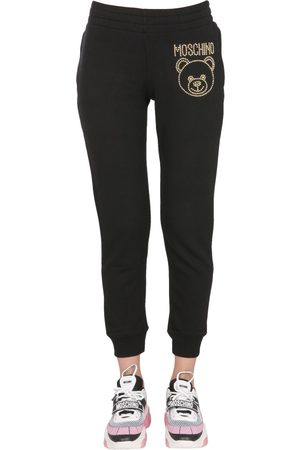Moschino JOGGING PANTS WITH LOGO
