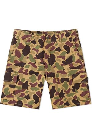 The Real McCoys Men Shorts - Beo Gam Camouflage Shorts