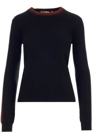 Marni WOMEN'S GCMD0284A6UFX399OTN99 OTHER MATERIALS SWEATER