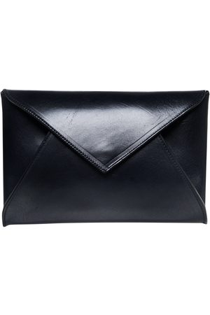 beaumont Women Clutches - PAMPLONA Leather Envelope Clutch Bag