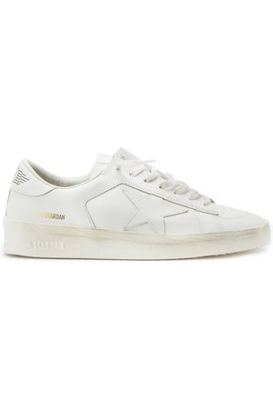 Golden Goose WOMEN'S GWF00128F00056610100 LEATHER SNEAKERS