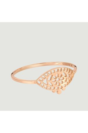 GINETTE NY Ajna rose ring Pink