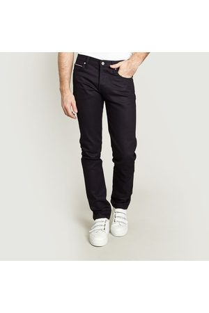 Naked And Famous Men Jeans - Super Guy Stretch Selvedge Jeans Raw