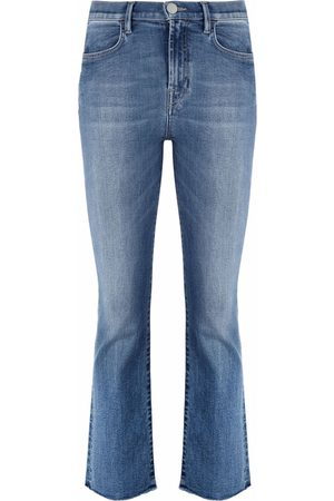Pinko Mid-rise cropped jeans