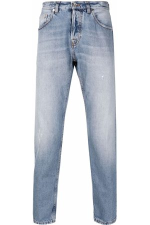 Eleventy Mid-rise skinny jeans