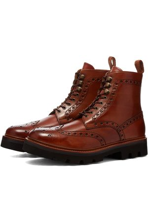 GRENSON Men Boots - Fred Lug Boot