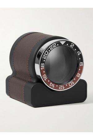 Scatola del Tempo Rotor One Sport Leather Watch Winder