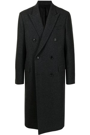 Juun.J Tailored double-breasted coat