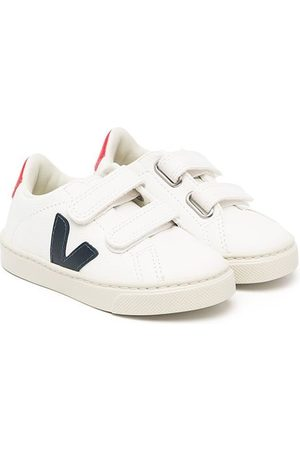 Veja Kids Touch-strap sneakers