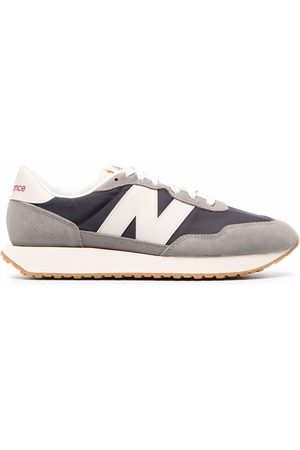 New Balance Logo-patch lace-up sneakers