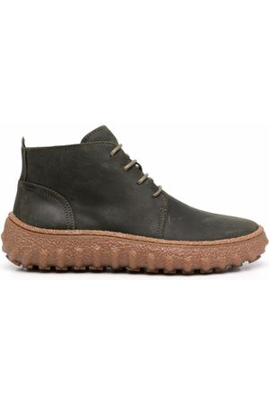 Camper Men Boots - Ground lace-up boots