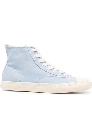 Maison Mihara Yasuhiro Sneakers - General Scale lace-up high-top sneakers